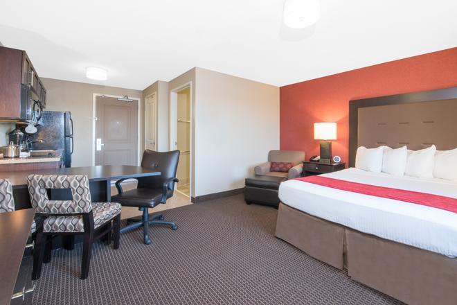 Hawthorn Suites by Wyndham Williston - Williston - Bedroom