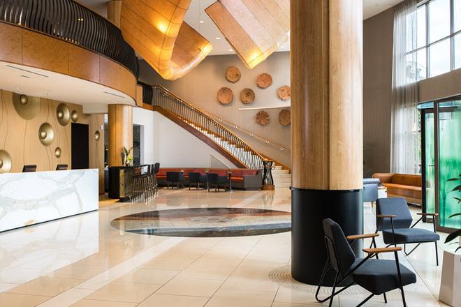 Renaissance Raleigh North Hills Hotel - Raleigh - Aula
