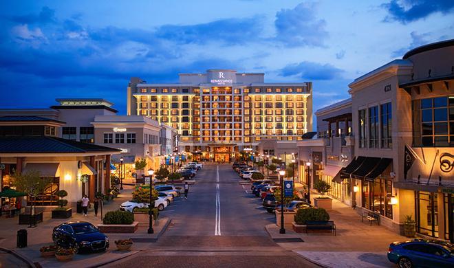 Renaissance Raleigh North Hills Hotel - Raleigh - Rakennus