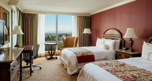Victoria Marriott Inner Harbour - Victoria - Bedroom