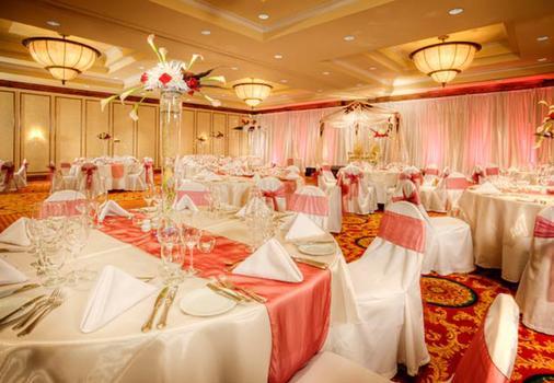 Victoria Marriott Inner Harbour - Victoria - Banquet hall