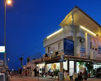 Hotel Ristorante Pizzeria Le Voilier - Salve - Building