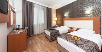 Grand Hotel Avcilar - Istanbul - Bedroom