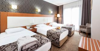 Grand Hotel Avcilar - איסטנבול - חדר שינה