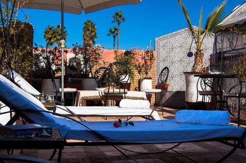 Riad Bahia Marrakech - Marrakesh - Rooftop