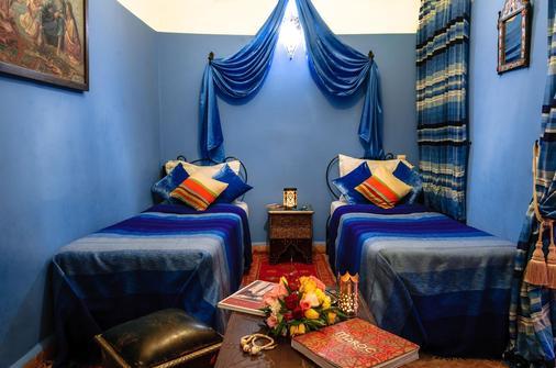 Riad Bahia Marrakech - Marrakech - Makuuhuone