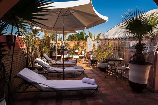 Riad Bahia Marrakech - Marrakesh - Patio