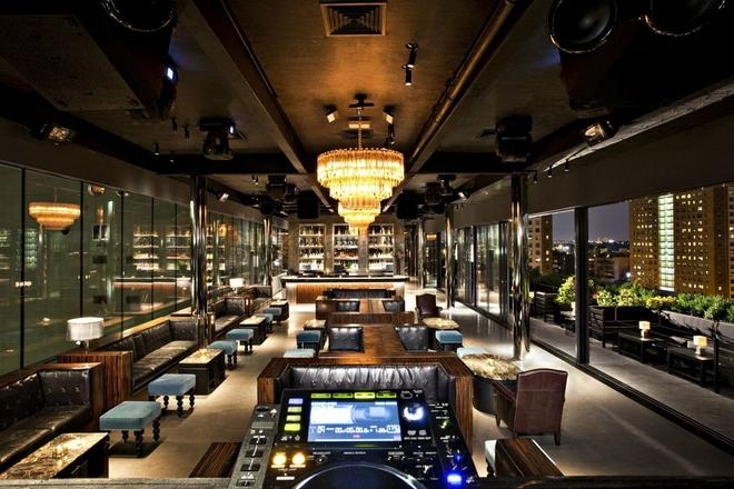 Dream Downtown - New York - Bar