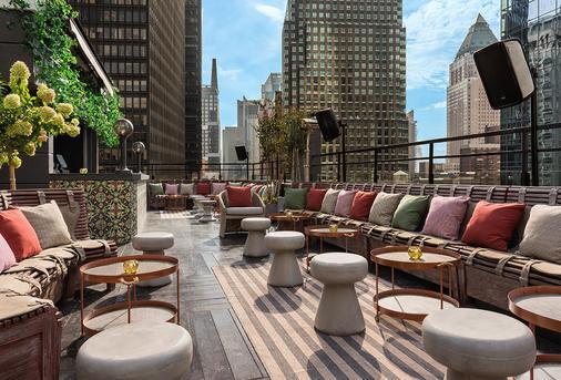 Dream Downtown - New York - Balcony