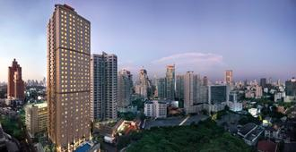 Sukhumvit Park, Bangkok - Marriott Executive Apartments - Bangkok - Edificio
