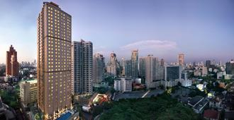 Sukhumvit Park, Bangkok - Marriott Executive Apartments - Bangkok - Toà nhà