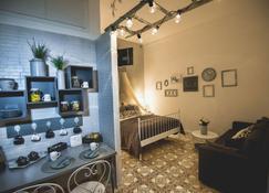 Elegant B&B Il Vicolo storico - Salerno - Bedroom