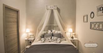 Elegant B&B - Il Vicolo storico - Salerno - Bedroom