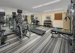 諾斯伍茲購物中心 I-26 蠟木套房酒店 - 北查爾斯頓 - 北查爾斯頓 - 健身房