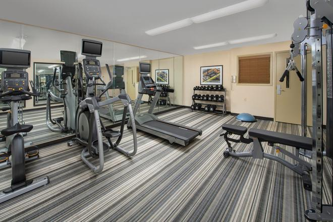 Candlewood Suites Charleston - Northwoods - North Charleston - Fitnessbereich