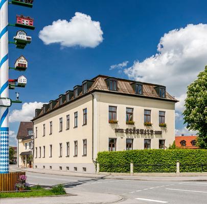 Hotel Grünwald - Munich - Building