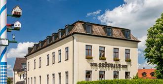 格魯尼沃爾德酒店 - 慕尼黑 - 建築