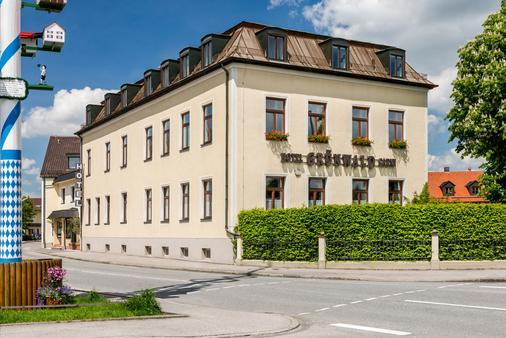 Hotel Grünwald - Μόναχο - Κτίριο