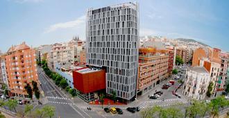 Urbany Hostels Barcelona - Barcelona - Building
