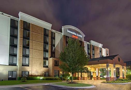 SpringHill Suites by Marriott Chicago Elmhurst/Oakbrook Area - Elmhurst - Edificio