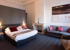 Hotel Gravensteen - Ghent - Bedroom