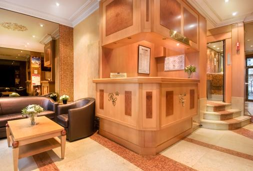 Hotel Royal Cardinal - Paris - Lobby