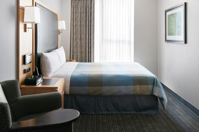 World Center Hotel - New York - Makuuhuone