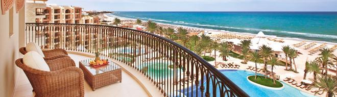 Mövenpick Resort & Marine Spa Sousse - Sousse - Balcony