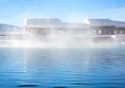 Hostellerie Du Pas De L'ours Relais Et Chateaux - Crans-Montana - Spa