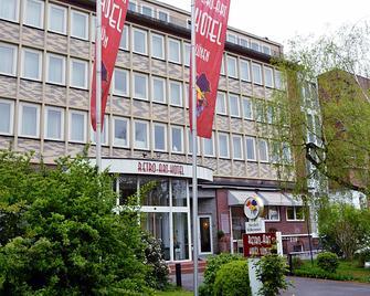 Retro - Art - Hotel Lünen - Lunen - Building