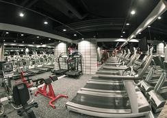 Incheon Airport Air Relax Hotel - Incheon - Gym