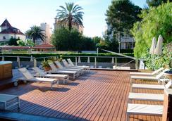 Ibersol Hotel Antemare - Adults Only - Sitges - Bể bơi