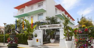 Ibersol Hotel Antemare - Adults Only - Sitges - Building