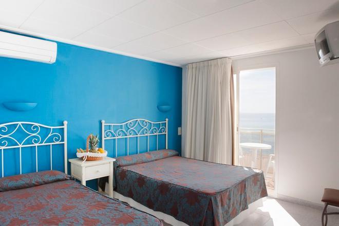 Ibersol Hotel Sorra d'Or - Malgrat de Mar - Phòng ngủ