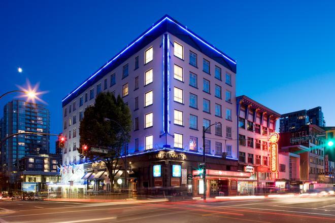 Hotel Belmont Vancouver Ascend Hotel Collection - Vancouver - Edifício