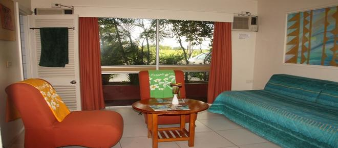 Nadi Bay Resort Hotel - Nadi - Living room