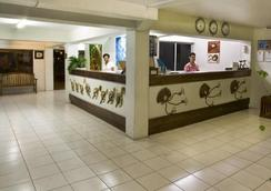 Nadi Bay Resort Hotel - Nadi - Front desk
