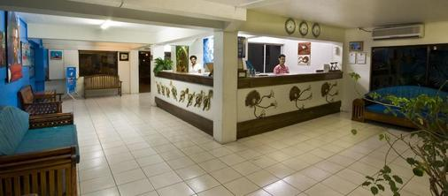 Nadi Bay Resort Hotel - Nadi - Vastaanotto