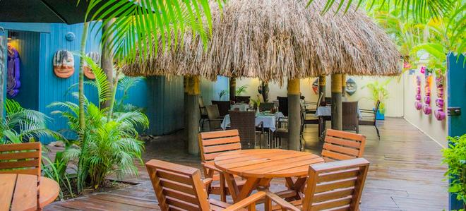 Nadi Bay Resort Hotel - Nadi - Patio