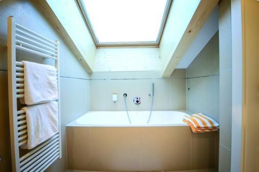 St. Peter Hotel - Seefeld - Bathroom