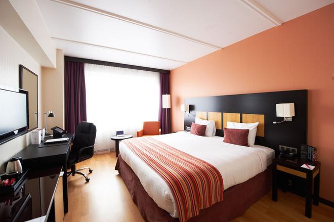The President Brussels Hotel - Brussels - Bedroom