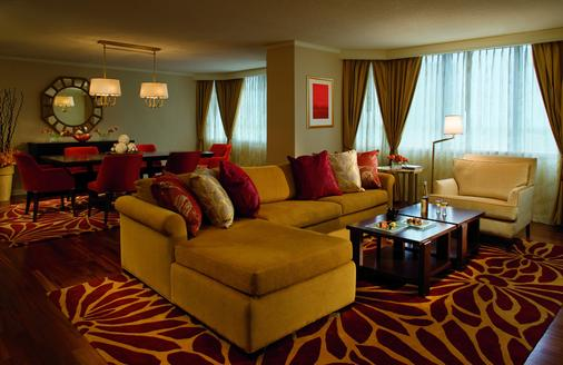The Ritz-Carlton Atlanta - Atlanta - Living room