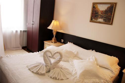 優雅豪華酒店 - 班斯科 - 班斯科 - 臥室