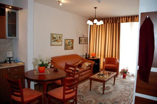 Hotel Elegant Lux - Bansko - Phòng khách