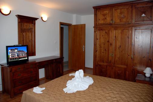 優雅溫泉酒店 - 班斯科 - 班斯科 - 臥室