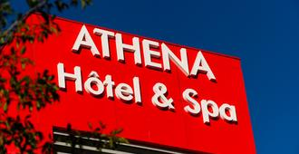 Hotel Athena Spa - Strasbourg - Bâtiment