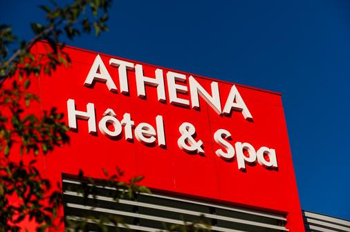 斯特拉斯堡雅典娜温泉康福酒店 - 史特拉斯堡 - 建築