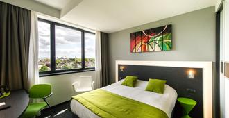 Hotel Athena Spa - Strasbourg - Bedroom