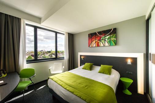 斯特拉斯堡雅典娜温泉康福酒店 - 史特拉斯堡 - 臥室