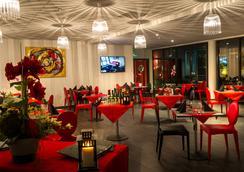 斯特拉斯堡雅典娜温泉康福酒店 - 史特拉斯堡 - 餐廳
